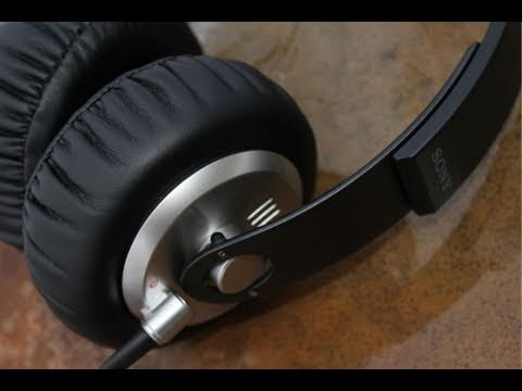 Sony MDR-XB500 Headphones Review