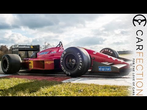 Ferrari F187: Formula 1 Legend - Carfection