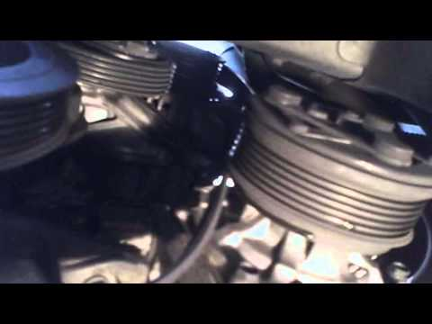Alternator replacement Dodge Stratus 2001 - 2006 2.4L Sebring Install Replace Remove