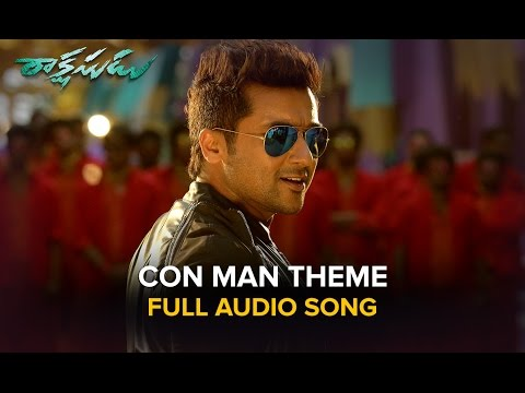 Con Man Theme Song | Rakshasudu