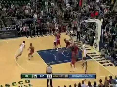 Roy Hibbert 2010-2011 Highlights