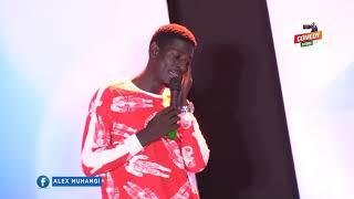 Alex Muhangi Comedy Store Jan 2019 - Maulana & Regin