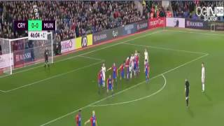Paul Pogba Goal Manchester united vs Crystal Palace