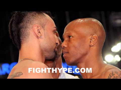 ZAB JUDAH ON LOSS TO PAULIE MALIGNAGGI HE USED HIS SPEED AND STAYED AWAY