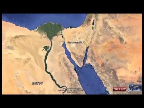 Sinai Peninsula in lockdown