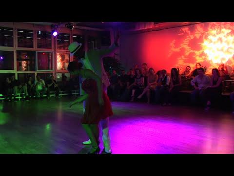 Ismaray Chacon Aspirina & Patsy Santos - Show Son Cubano