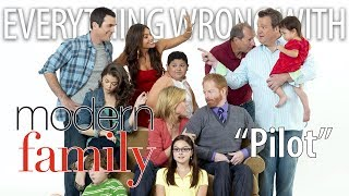 "Everything Wrong With Modern Family ""Pilot"""