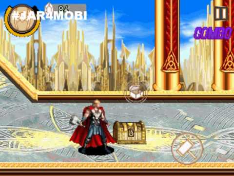 Thor The Dark World [Java] Jar Gameplay & Download