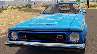 AMC Gremlin X 1973 - Forza Horizon 3 - Test Drive Free Roam Gameplay (HD) [1080p60FPS]