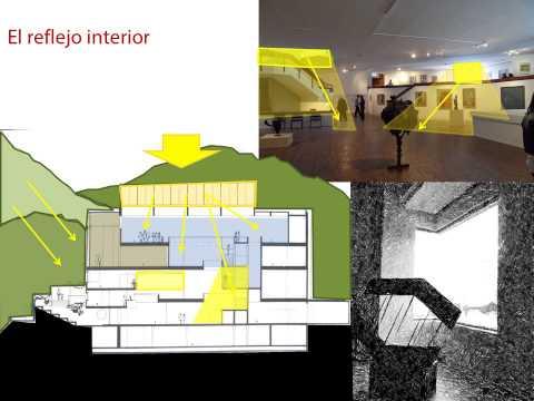 Museo de Arte Moderno de Bogotá, Colombia. Luz y espacios  , la convivencia del lugar