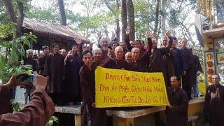 Tín đồ Phật giáo Hòa hảo Thuần Túy phản đối đàn áp | TIN NGẮN | RFA Vietnamese News