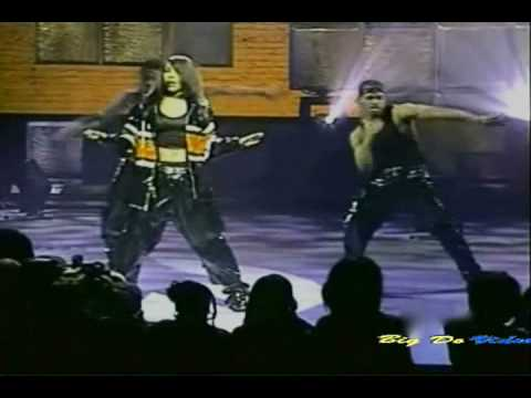Aaliyah - One In A Million Live