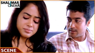Sameera Reddy & Surya Lip Lock Beautiful Scene || Surya Son of Krishnan