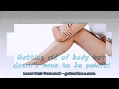 Laser Hair Removal Getwell Soundarya, Burdubai. video