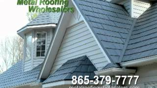 Metal Roofing Info Knoxville, TN