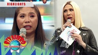 Vice relates to BiyaHERO Nerissa's story about her family | It's Showtime BiyaHERO