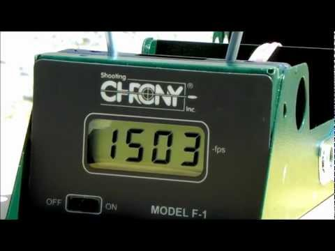 10mm ammo test #15 chronograph glock 20