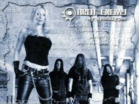 Arch Enemy - Despicable Heros
