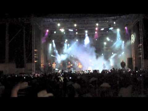 INQUIETOS DEL NORTE en vivo Celaya 2011