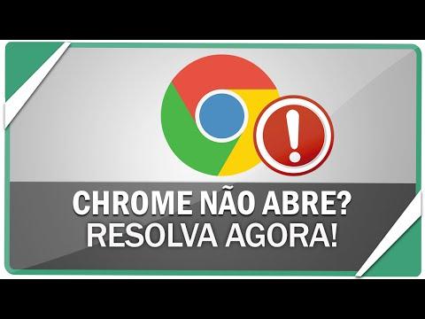 Google chrome não abre ? Resolva esse erro agora!