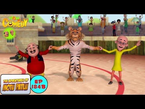 Burey Fasen - Motu Patlu in Hindi - 3D Animated cartoon series for kids - As on Nick