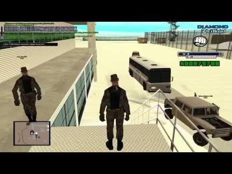 SAMP - Diamond RP Trilliant - Армия - Часть 24