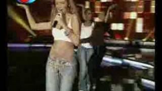 Hadise represents Turkey with  Düm Tek Tek - Eurovision 2009 - Video Klip