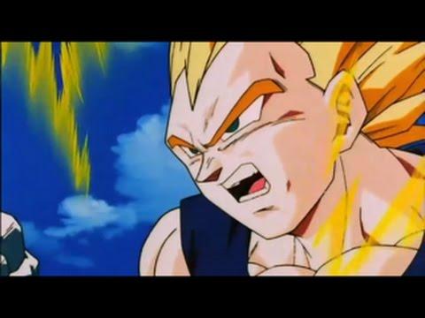 Vegeta Finds Out Goku Can Transform To Super Saiyan 3