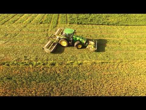 Hay 2015 - Dairy Farming in Canada