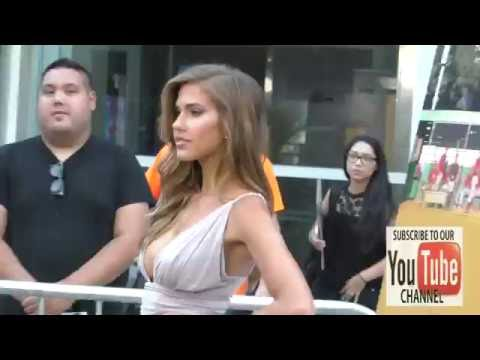 Kara Del Toro at the Undrafted Premiere in Hollywood thumbnail