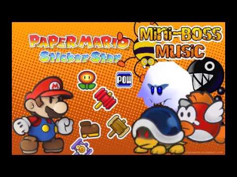 paper mario sticker star chain chomp - photo #13