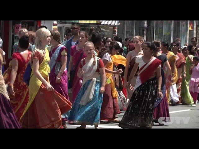 Hare Krishna Festival - Montreal 2013