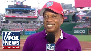 Juan Williams goes behind the scenes at MLB's All-Star game