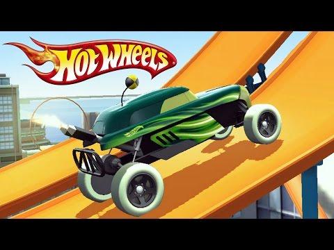Гонки на Машинках ХОТ ВИЛС Монстр Трак Игровой мультфильм для детей про тачки Hot Wheels