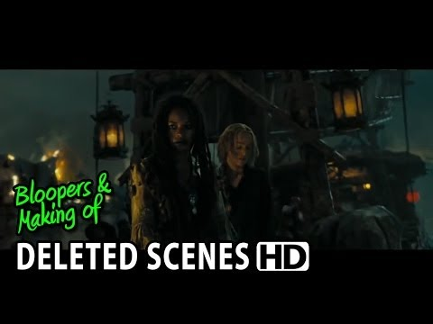 Pirates Of The Caribbean: At World's End (2007) Deleted, Extended & Alternative Scenes #3 & #4