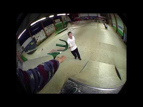 Aste Skateboards @Kouvolan Skeittihalli