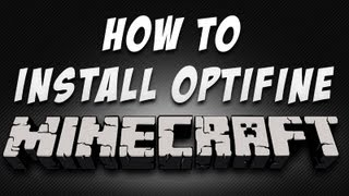 How To Install OPTIFINE Fast And Easy - With MCPatcher - Minecraft 1.4.7