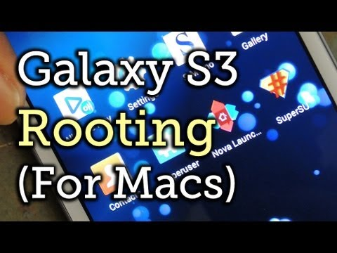 Root a Samsung Galaxy S3 for Superuser Access Using Motochopper & Terminal in Mac OS X [How-To]