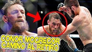 ENTRENADOR ABANDONA A CONOR MCGREGOR TRAS UFC 229, VALENTINA SHEVCHENKO Y UFC 231   MMA en ESPAÑOL