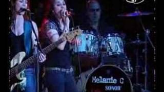 Watch Melanie C Last Night On Earth video