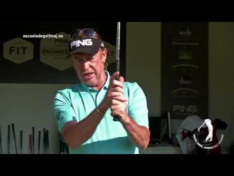 Miguel Ángel Jiménez Golf Academy - El Grip