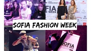 Sofia Fashion Week ♡ VLOG | Септември 2016