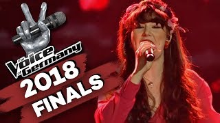 P Nk A Million Dreams Jessica Schaffler The Voice Of Germany Finale