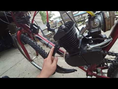 1000 Mile Motorized Bicycle Review