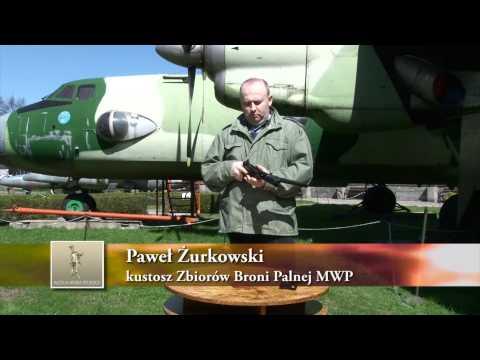 Z Arsenału Muzeum Wojska Polskiego: STEN - Paweł Żurkowski odc. 3
