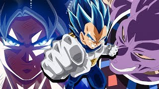 Have God Vegeta And Ultra Instinct Goku Surpassed Beerus In Dragon Ball Super?