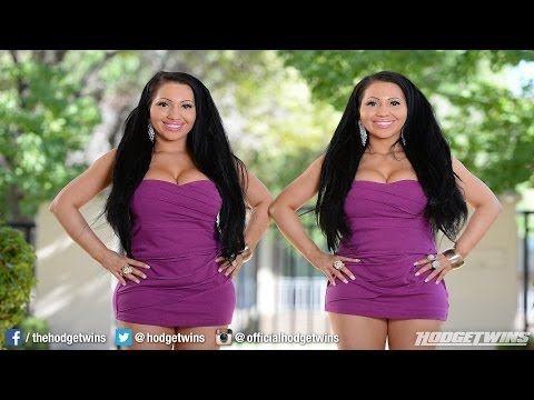 Identical Twin Sisters Share A Boyfriend @hodgetwins