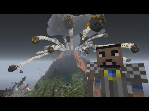 Minecraft (Xbox 360) - Kronos Awakening - Hunger Games