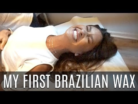MY FIRST BRAZILIAN WAX thumbnail
