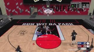 SMASHMOUTH BASKETBALL! NBA 2K17 Pro Am Gameplay